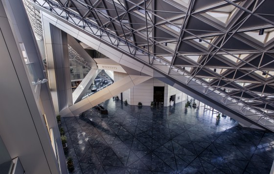 Al Faisaliah Tower Lobby